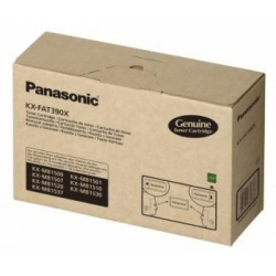 Toner Panasonic - Nero - originale - cartuccia toner kx-fat390x
