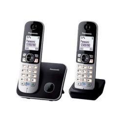 Telefono cordless Panasonic - Kx-tg6812jtb
