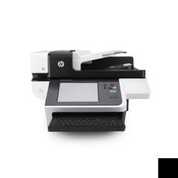 Scanner HP Digital Sender Flow 8500 fn1 Document Capture Workstation - Scanner de documents - Recto-verso - A4 - 600 ppp x 600 ppp - jusqu'à 60 ppm (mono) / jusqu'à 45 ppm (couleur) - Chargeur automatique de documents (100 feuilles) - jusqu'à 5000 pages par jour - USB 2.0, Gigabit LAN