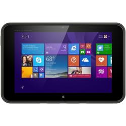 "Tablette tactile HP Pro Tablet 10 EE G1 - Tablette - Atom Z3735F / 1.33 GHz - Win 8.1 Pro 32 bits - 2 Go RAM - 32 Go eMMC - 10.1"" IPS écran tactile 1280 x 800 - HD Graphics - gris lave"