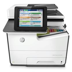 Multifunzione inkjet HP - Pagewide managed color mfp e58650dn l3u42a#b19