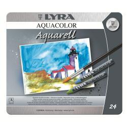 Pastelli Lyra - Aquacolor - pastello (pacchetto di 24) l5611240
