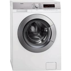 Lave-linge AEG-Electrolux LAVAMAT L85470SL - Machine à laver - pose libre - largeur : 60 cm - profondeur : 45 cm - hauteur : 85 cm - chargement frontal - 6.5 kg - 1400 tours/min - blanc