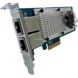 Image of Adattatore di rete - 10gb ethernet x 2 lan-10g2t-x550