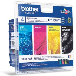 Cartuccia Brother - Lc1100hyvalbp