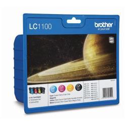 Cartuccia Brother - Lc1100valbp