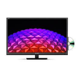 TV LED Sharp - Smart LC-24CHG6002E HD Ready lettore DVD