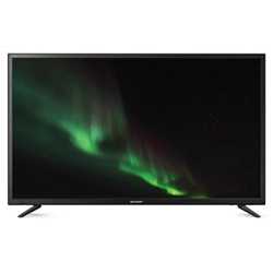 TV LED Sharp - Smart LC-65CUG8052E Ultra HD 4K