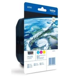 Cartuccia inkjet Brother - Rainbow kit x mfc-j220/j265w