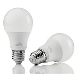 Lampadina LED Nilox - Illumia plus - lampadina led - e27 - 11 w - luce bianca naturale ldble27nw11w12