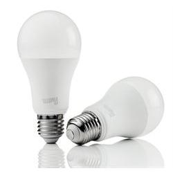 Lampadina LED Nilox - Illumia plus - lampadina led - e27 - 14 w - luce bianca naturale ldble27nw14w12