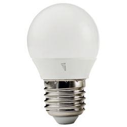 Lampadina LED Nilox - Illumia plus - lampadina led - e27 - 6 w - luce bianca calda ldble27ww06w12