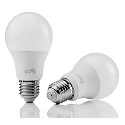 Lampadina LED Nilox - Illumia plus - lampadina led - e27 - 9 w - luce bianca calda ldble27ww09w12