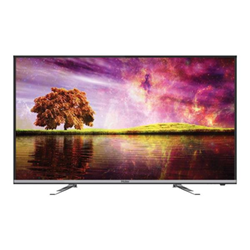 "TV LED Haier LE32K5500T - Classe 32"" TV LED - Smart TV - 720p - métallisé"