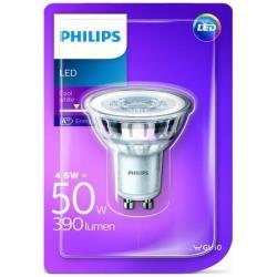 Faretto LED Philips - GU10, 50W, 4000K