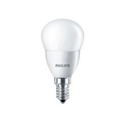 Lampadina LED Philips - Sfera E14, 25W, 4000K