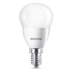 Lampadina LED Philips - Sfera E14, 40W, 4000K