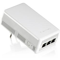 Power line Sitecom - Homeplug 500 mbps plus switch - bridge - collegabile a parete ln-509