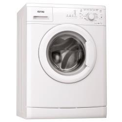 Lave-linge Ignis LOE 9001 - Machine à laver - pose libre - largeur : 59.5 cm - profondeur : 56.5 cm - hauteur : 85 cm - chargement frontal - 9 kg - 1000 tours/min - blanc