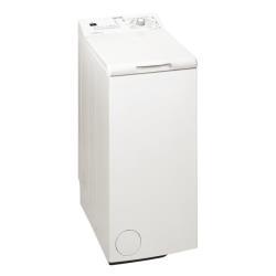 Lave-linge Ignis LTE6210 - Machine à laver - pose libre - largeur : 40 cm - profondeur : 60 cm - hauteur : 90 cm - chargement par le dessus - 42 litres - 6 kg - 1000 tours/min - blanc