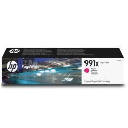 Cartuccia HP - 991x - alta resa - magenta - originale - pagewide m0j94ae
