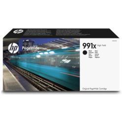 Cartuccia HP - 991x - alta resa - nero - originale - pagewide - cartuccia d'inchiostro m0k02ae