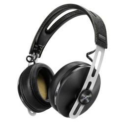 Sennheiser MOMENTUM - Casque - pleine taille - sans fil - Bluetooth - NFC* - Suppresseur de bruit actif - noir