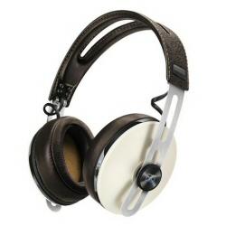 Sennheiser MOMENTUM - Casque - pleine taille - sans fil - Bluetooth - NFC* - Suppresseur de bruit actif - ivoire