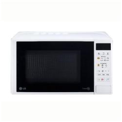 Micro ondes LG MB4042D - Four micro-ondes grill - pose libre - 20 litres - 700 Watt - blanc