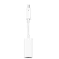 Adattatore di rete Apple - Thunderbolt to gigabit ethernet adapter - adattatore di rete md463zm/a