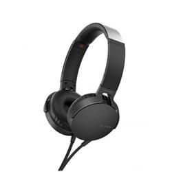 Cuffie con microfono Sony - MDR-XB550AP Nero