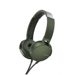 Cuffie con microfono Sony - MDR-XB550AP Verde