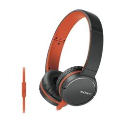 Cuffie con microfono Sony - MDR-ZX660AP Arancione
