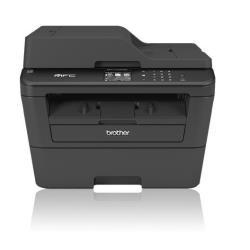 Imprimante laser multifonction Brother MFC-L2720DW - Imprimante multifonctions - Noir et blanc - laser - Legal (216 x 356 mm) (original) - A4/Legal (support) - jusqu'à 30 ppm (copie) - jusqu'à 30 ppm (impression) - 250 feuilles - 33.6 Kbits/s - USB 2.0, LAN, Wi-Fi(n)