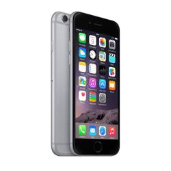 "Smartphone Apple iPhone 6 Plus - Smartphone - 4G LTE - 64 Go - CDMA / GSM - 5.5"" - 1 920 x 1 080 pixels (401 ppi) - Retina HD - 8 MP (caméra avant de 1,2 mégapixels) - gris"