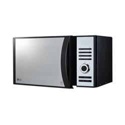 Micro ondes LG MH6384BPR - Four micro-ondes grill - pose libre - 23 litres - 1200 Watt - noir miroir