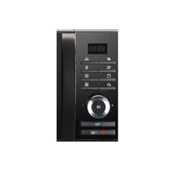 Micro ondes LG MH6884APR - Four micro-ondes grill - pose libre - 28 litres - 900 Watt - noir miroir