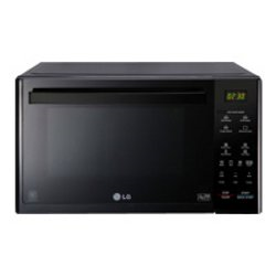 Micro ondes LG MJ3294BAB - Four micro-ondes combiné - grill - pose libre - 32 litres - 900 Watt - noir