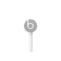 Beats urBeats - Écouteurs avec micro - intra-auriculaire - jack 3,5mm - isolation acoustique - argenté(e) - pour Apple iPad/iPhone/iPod