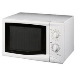 Micro ondes Smeg MM180B - Four micro-ondes grill - pose libre - 18 litres - 750 Watt - blanc