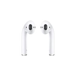Apple AirPods - Écouteurs avec micro - embout auriculaire - sans fil - Bluetooth - pour 12.9-inch iPad Pro; 9.7-inch iPad Pro; iPad Air; iPad Air 2; iPad mini 2; 3; 4; iPhone 5