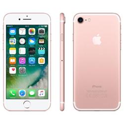 "Smartphone Apple iPhone 7 - Smartphone - 4G LTE Advanced - 128 Go - GSM - 4.7"" - 1334 x 750 pixels (326 ppi) - Retina HD - 12 MP (caméra avant 7 MP) - rose gold"
