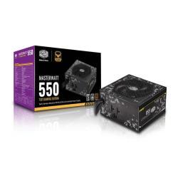 Alimentatore PC Masterwatt 550 alimentazione 550 watt mpx 5501 amaab ef
