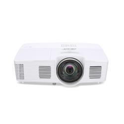 Vidéoprojecteur Acer S1283e - Projecteur DLP - portable - 3D - 3100 lumens - XGA (1024 x 768) - 4:3 - Objectif fixe de courte portée
