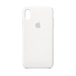 Cover iPhone XS Max Silicone Case White