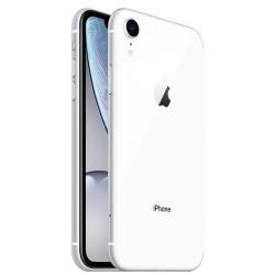 Smartphone Apple - iPhone XR Bianco 256 GB Dual Sim Fotocamera 12 MP