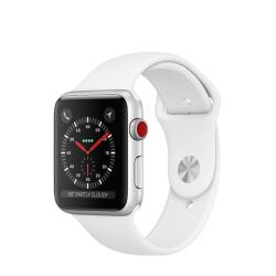 Smartwatch Apple - Watch series 3 (gps + cellular) - alluminio argento mth12ql/a