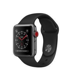 Smartwatch Apple - Watch series 3 (gps + cellular) - alluminio grigio spaziale mth22ql/a