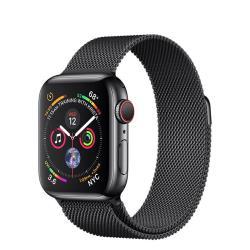 Smartwatch Apple - Watch series 4 (gps + cellular) - acciaio inox space black mtvm2ty/a