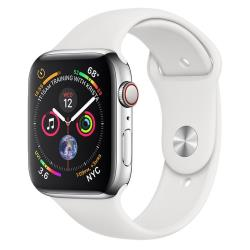 Smartwatch Apple - Watch series 4 (gps + cellular) - acciaio inox mtx02ty/a